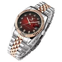 2019 Роскошные Rolexable модные женские часы черные повседневные Кварцевые водонепроницаемые наручные часы розовое золото Reloj Mujer Часы(Китай)