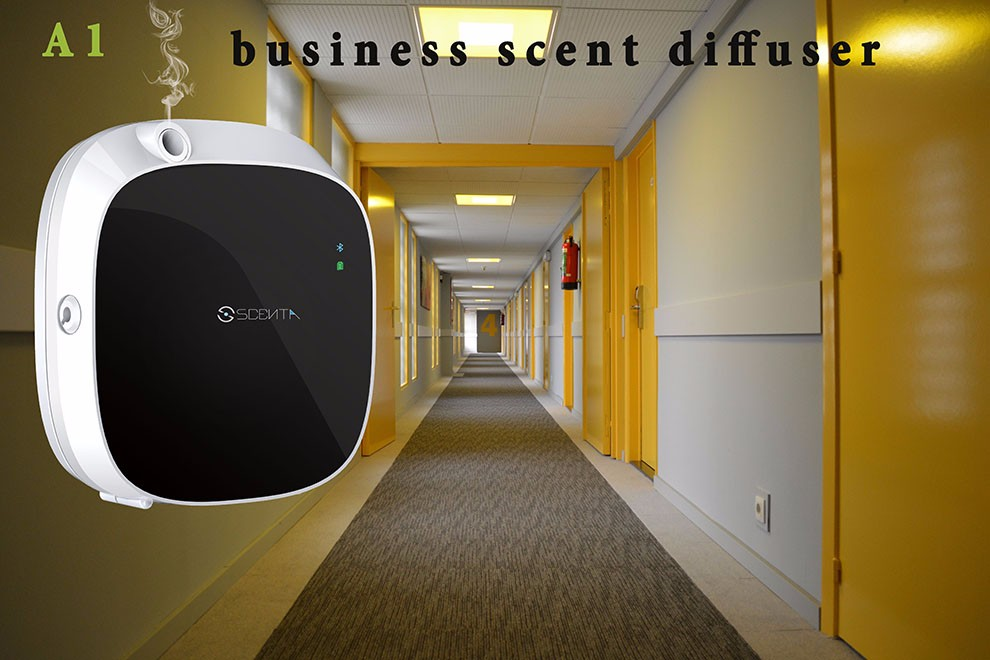 hotel lobby aroma diffuser ultrasonic for 120m3 caverage