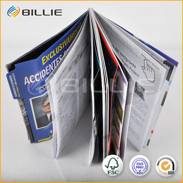 Superior Quality Of Billie Souvenir Book Design Printing