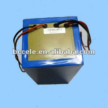 Rechargeable battery pack for motorcycle lifepo4 24V 50Ah