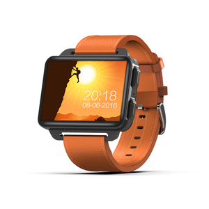 cheap 3G Smart Watches CE ROHS Smart Watch Phone With Anti-loss Android  Smart Watch DM99