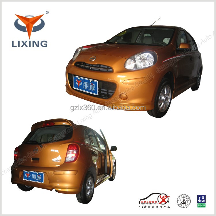 Lixing for March auto parts body kit( 4 pieces)