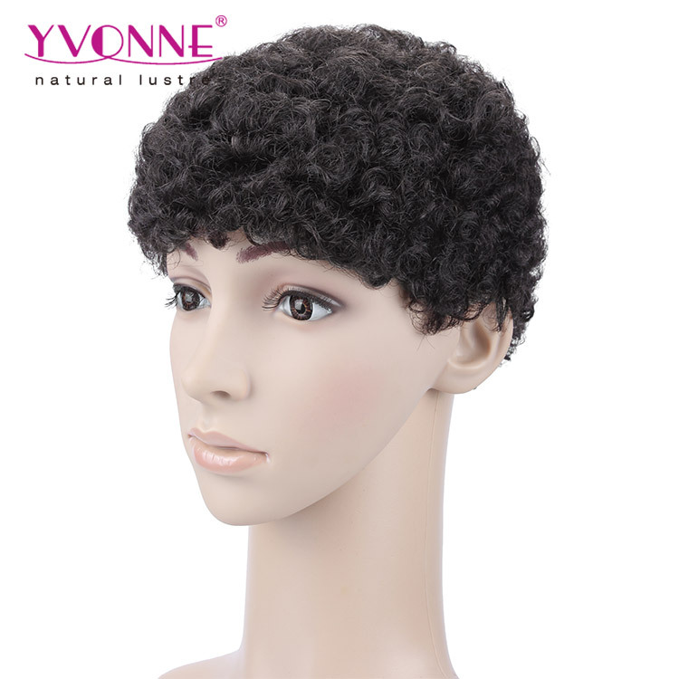 top quality human hair afro wigs for black men buy afro