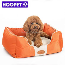 HOOPET British style large size dog cushion bed earthbound chihuahua dog beds