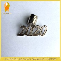 2020 Silver Adult Charm For Graduation