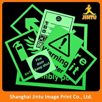 High-quality Unique Glow In The Dark Stickers Vinyl Decorative Glossy And  Matte Decals - Buy Glow In The Dark Sticker Paper,Glow In The Dark Sticker