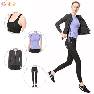 Custom Wholesale Sexy Crane Bamboo Achieve Yoga Gym Sportswear Activewear Fitness Leggings Seamless Import For Men Women Lady