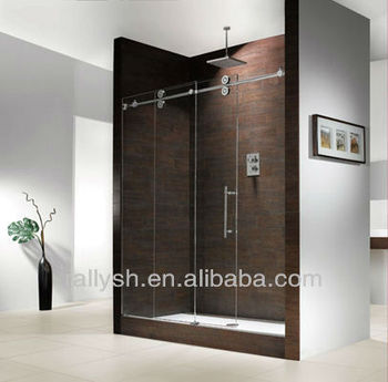 Frameless Sliding Glass Shower Door Hardware Buy Sliding Shower