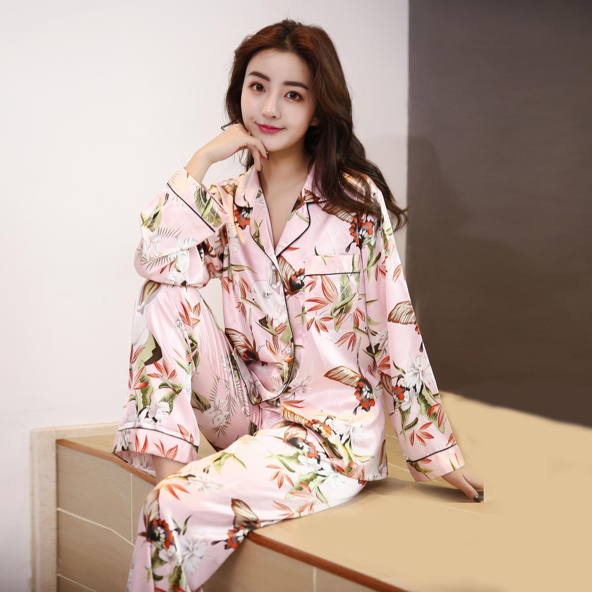 beautiful women new sexy nighty design comfort night wear women print  animal pajamas f27284b973