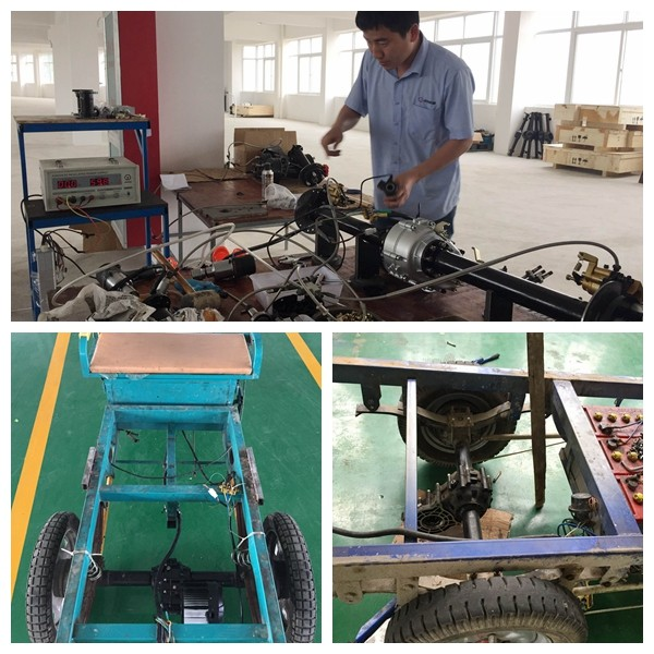 cq motor rear axle driving test.jpg