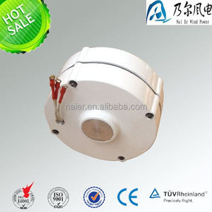 200w low speed alternator permanent magnet generator