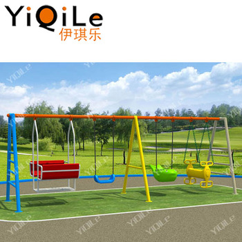 Pleasing Large Swing Chair Combination Kids Double Swing Set Children Outdoor Swing Chair For Sale Buy Large Swing Chair Combination Kids Double Swing Theyellowbook Wood Chair Design Ideas Theyellowbookinfo