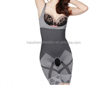 New Hot Selling Products Sexy Underwear Women Bamboo Charcoal Fiber Slimming Body Shaper