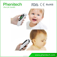 FDA approved NEW Digital Infrared Forehead ear baby Thermometer with CE