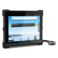 IPS 4:3 Verhältnis IP64 Wasserdichte POE 10 Inch <span class=keywords><strong>Android</strong></span> Rugged Tablet Mit Ethernet Port