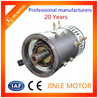High torque small bldc motor for electric vehicle
