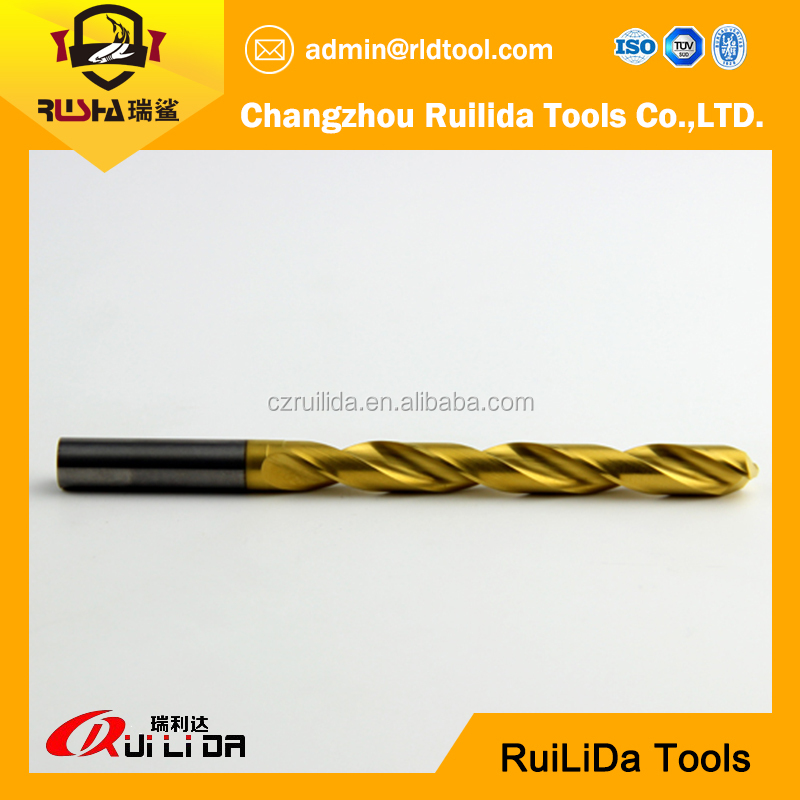 high quality tungsten carbide twist drill bit