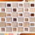 factory price Mix Stone Mosaic Tiles 3D Wave Tiles