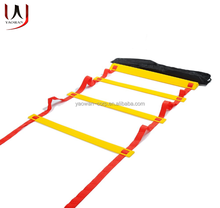 5m 10 rungs soccer football speed agility training ladders