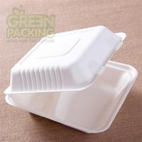 B024 disposable for frozen food fast microwaveable lunch containers
