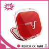 High quality cute red useful pocket cosmetic mirror