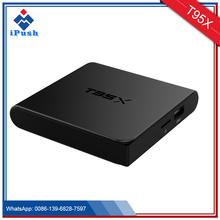 Custom logo 1gb 8gb t95x android saudi arabia iptv box With Good Service