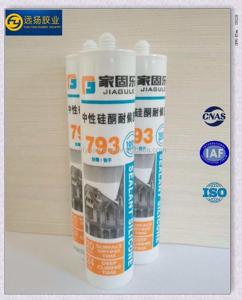 Avanzada masilla resistente a la intemperie sellador de - Masilla de silicona ...