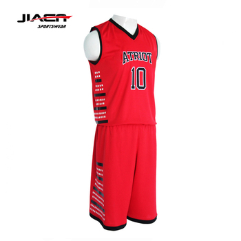 Best Uniform Basketball Top 10 90s Basketball Uniform Design Red ... b8b70475c