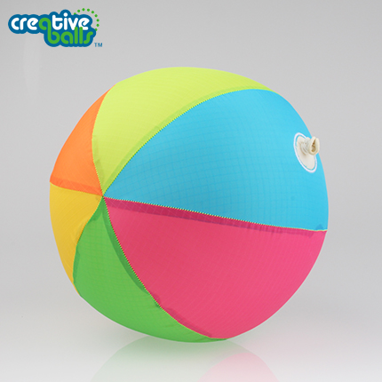 Colorful Air balloon Inflatable Bounce Ball for sale