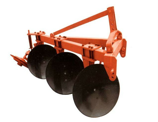 Agricultural machines farm implements mounted disc plough