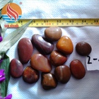 Fast Delivery High Polished Natural River Pebble Stone for Garden Landscaping