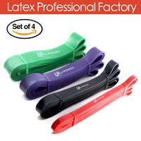 Latex Exercise Loop Band Training Set Power Band Resistance Band Loop