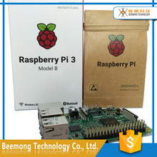 Wholesale Raspberry PI 3 Model B E14 Version 1GB RAM Quad Core 1.2GHz 64bit CPU