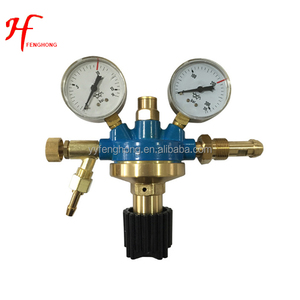 China Manufacturer Italy Pressure Oxygen regulator for welding