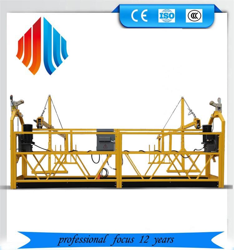 Ce Passed Suspended Platform Cradle Swing Stage Window