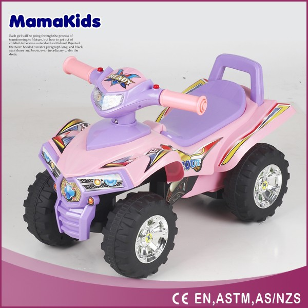 china supplier popular baby gift good plastic real car for kids