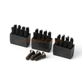 3pcs Replacement Brushes with Screw for Hostage Arrow Rest Archery Bow Set New Arrow Rests Sporting