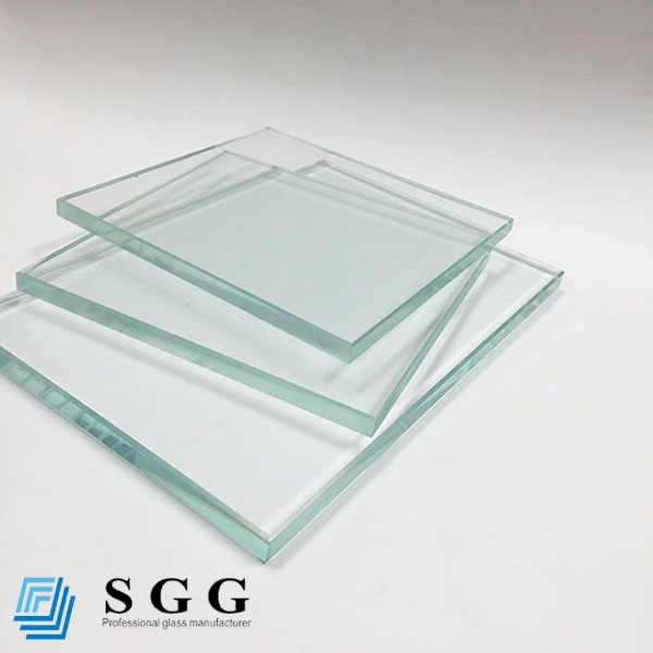 High transparency 5mm 6mm 8mm ultra clear float galss