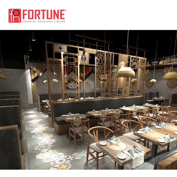 Professional customized dining room furniture table and chair restaurant designs(FOH Furniture)