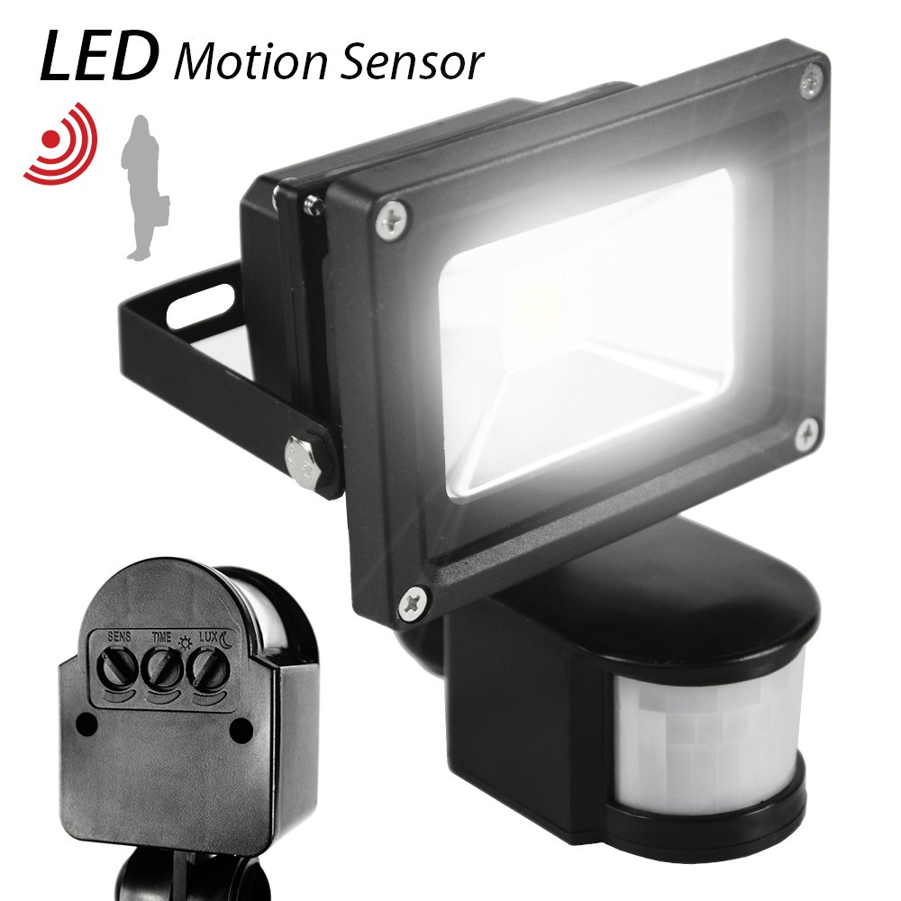 Cheap Pir Led Flood Light Find Deals On Line At Switch With Sensor Security Motion Etoplighting 10 Watt For Indoor Outdoor Use Apl1177