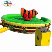 Outdoor Gonfiabile Gioco <span class=keywords><strong>di</strong></span> Sport Meccanico Rodeo Bull