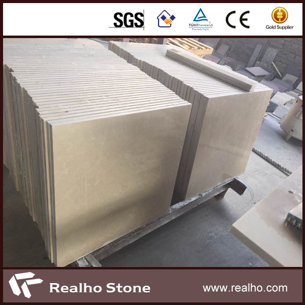 Popular Turkey Burdur Beige Marble Lightning Beige Marble