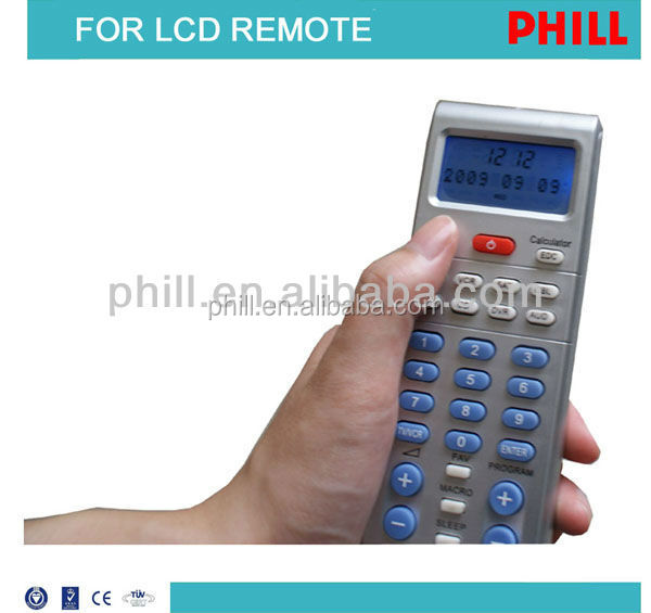 LCD Universal Remote Control For all brands TV Remote dvd Remote