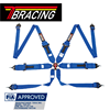6 Points FIA 8853/98 Manufacturers Safety Belt Racing Harness