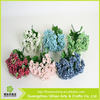 Artificial Flower Glitter Berry For Wedding Decoration Wedding