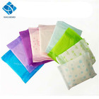 Popular cheap cotton menstrual pads cheap sanitary napkin wholesale with custom logo