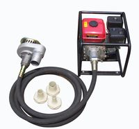 High quality gasoline water pump with Honda engine