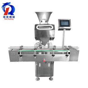 12 Channel Auto Capsules Tablet Counter/Counting Machine/Equipment