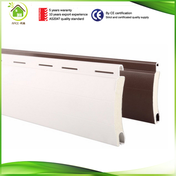 extruded aluminium profiles electric roller door slats for roller shutters  sc 1 st  Alibaba & Extruded Aluminium Profiles Electric Roller Door Slats For Roller ...