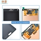 Mobile Phone Spare Parts For Samsung Note 4 Lcd Screen, Front Panel Assembly For Samsung Note 4 Lcd, For Samsung Note 4 Lcd